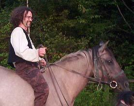 Hobbits on Horses