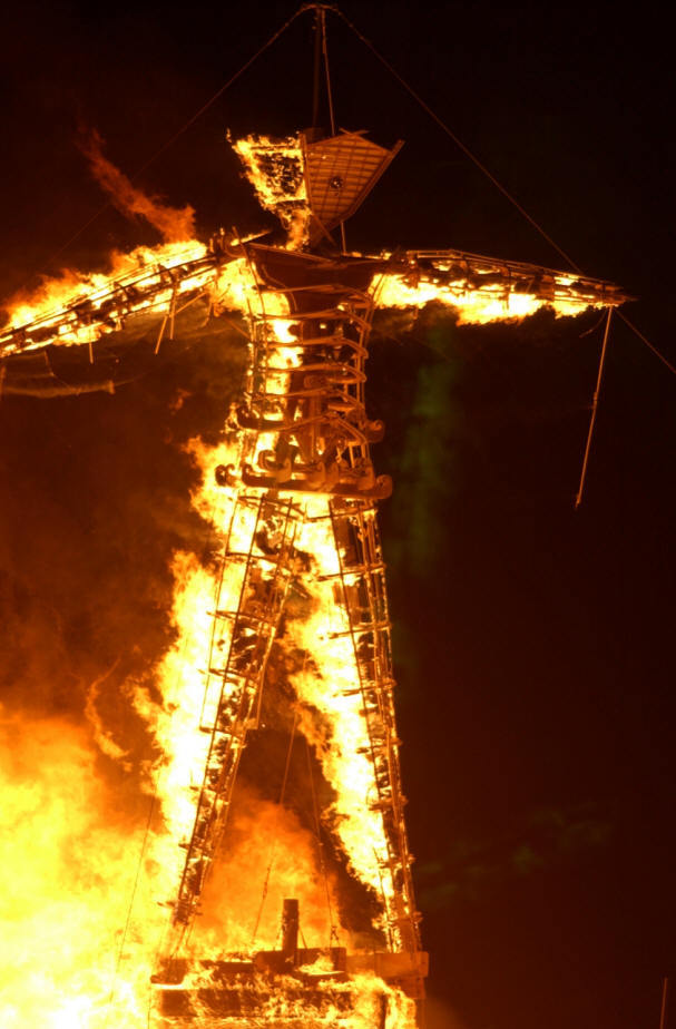 The Dark Side Of Burning Man Your Passport To Complaining