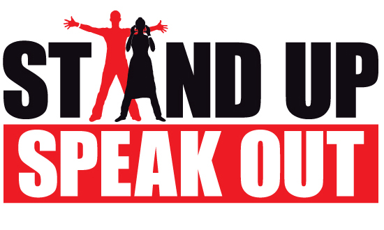 stand-up-speak-out stop bullying