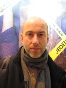 Czech Film maker Vit Janecek
