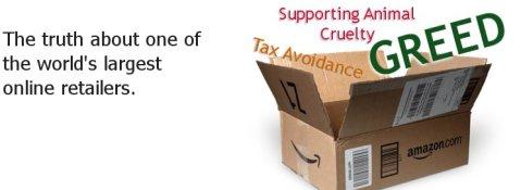 anti Amazon propaganda - a bit too simplistic