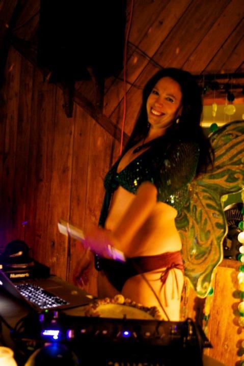 my favorite DJ - Caroline