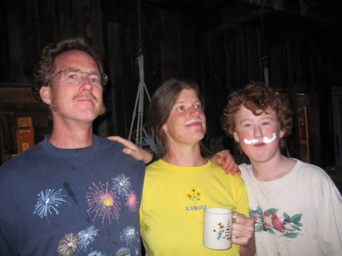 The Dakota Clan - Keenan, Kristen and Rowan