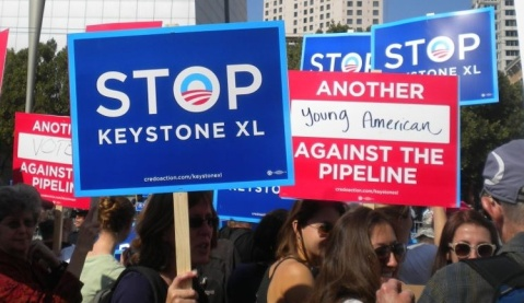 Come out and stop KXL