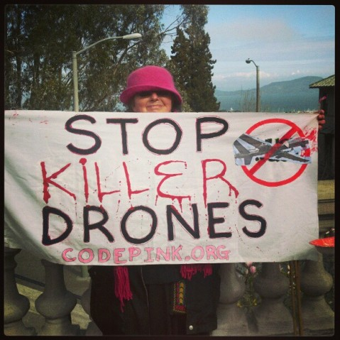 Over 95% of drone fatalities are not targets