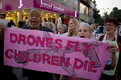Code Pink Fights Drones