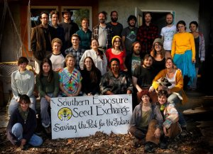 Team Southern Exposure Seed Exchange