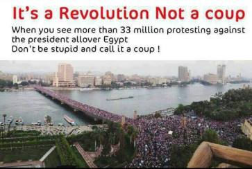 revoltion not a coup