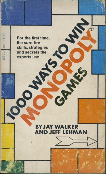 1000 ways to win monopoly