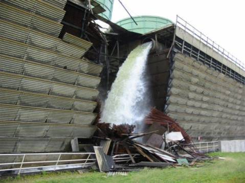 2007 Cooling Tower Failure at Vermont Yankee