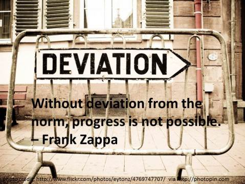 deviation zappa