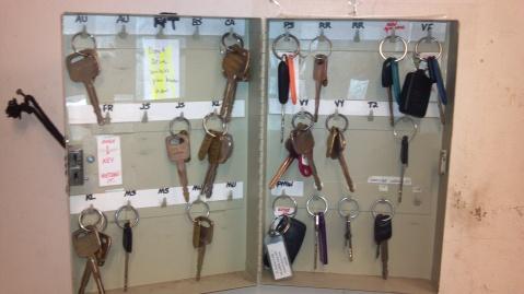 key box for cars