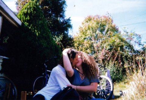Paxus and Jaz circa 2001