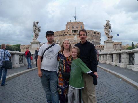 Stars in Rome - Circa Nov 2013