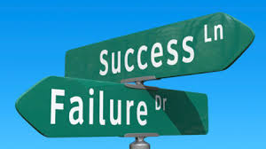 failure lane and success drive