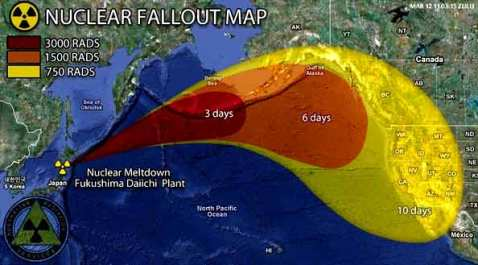 This map wildly overstates contamination.