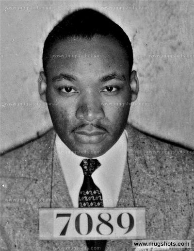 King was arrested 29 times