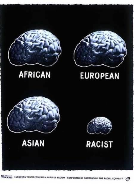 racist brian