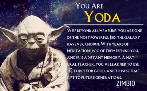 yoda identity