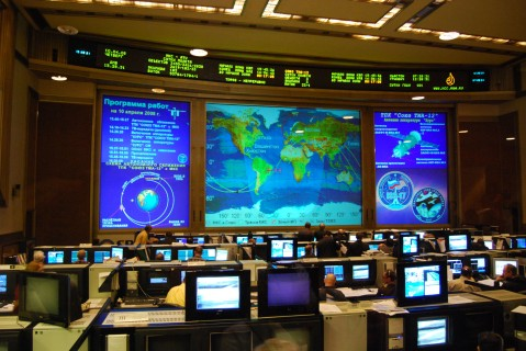 Our mission control will have smaller screens but more rockets