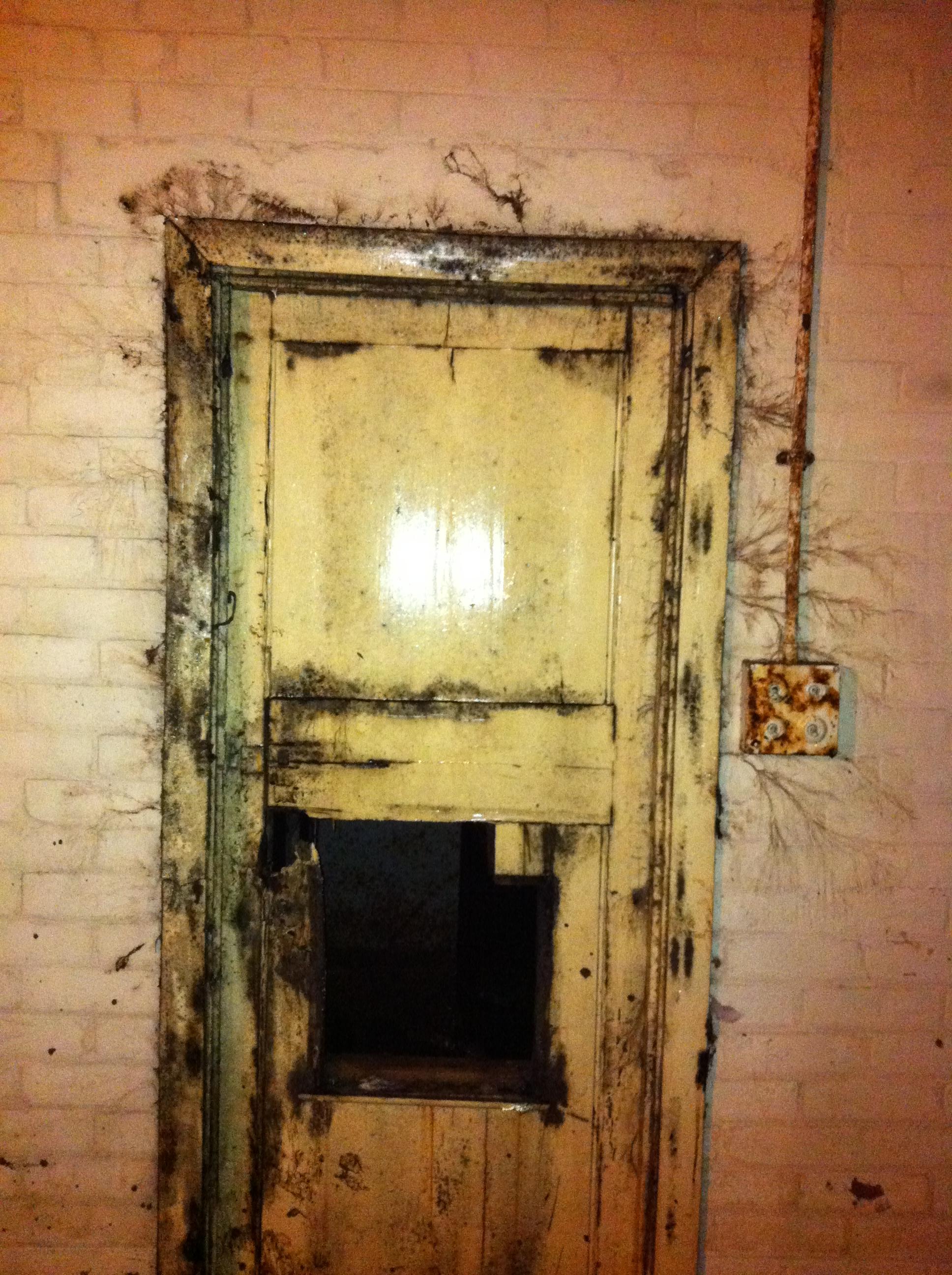 Nice Broken Door