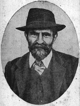 Malatesta was first arrested at 14