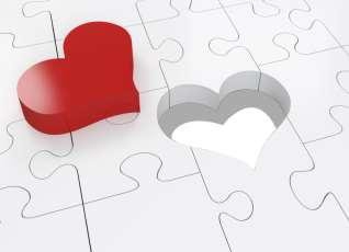 Sometimes the missing piece is love