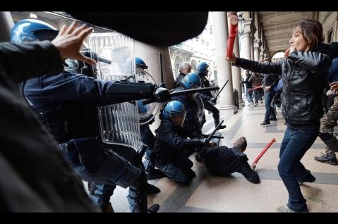 May Day 2014 - Italy