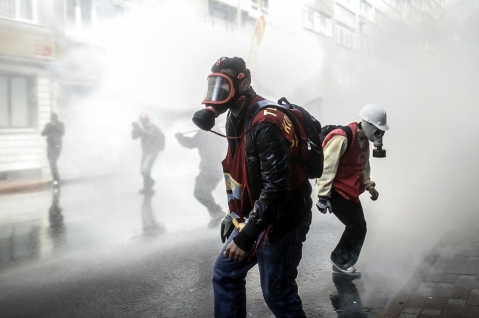 May Day 2014 - Turkey