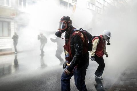 May Day 2014 - Turkey