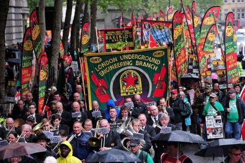 May Day 2014 - UK