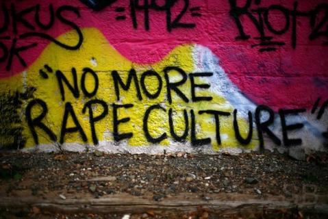 no more rape culture