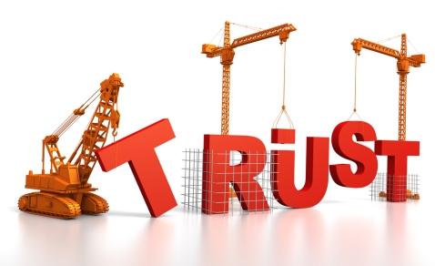 catalyst trust building