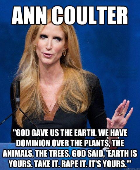 coulter rape