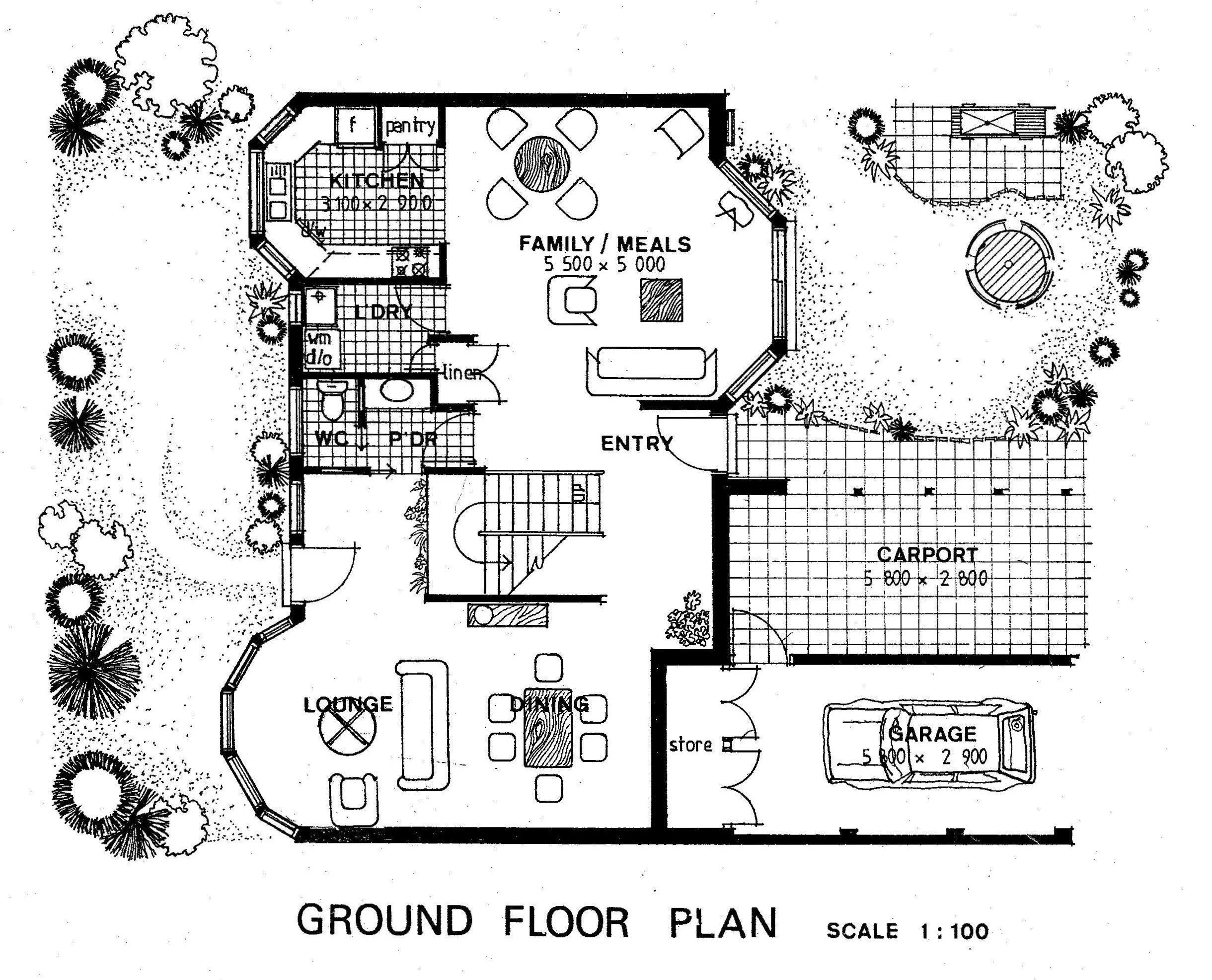 The magic wand question and a culture of fear your Architectural floor plans
