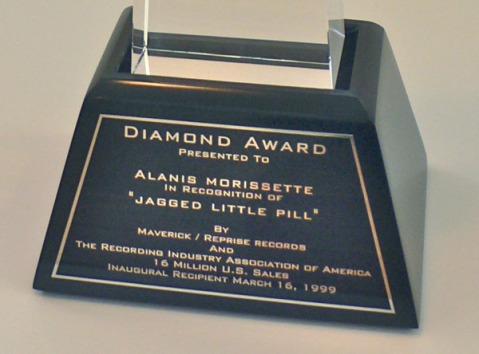 One of my personal favorite diamond album winners.