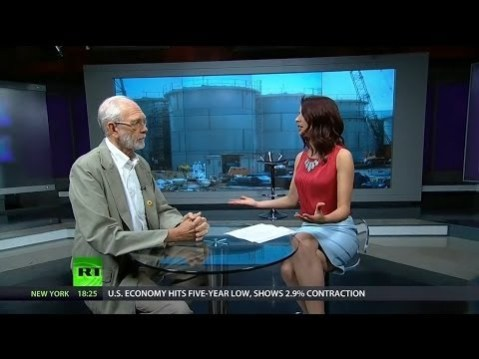 Paul Gunter on Russia Today TV explains who VT Yankee and Fukushima are the same design