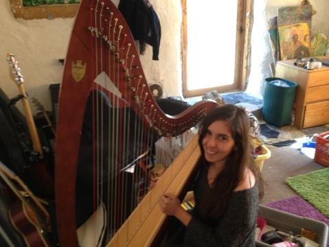sam harp better