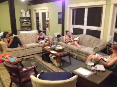 "Acorn's new ""Study Hall"" craze"