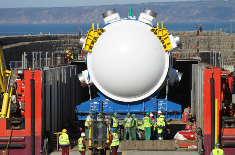 Could this failed pressure vessel stop the reactor?