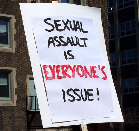 sexual assault is everyones issue
