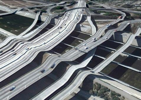 wavy roads