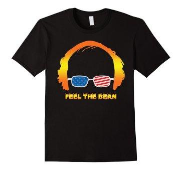 fell the bern t-shirt