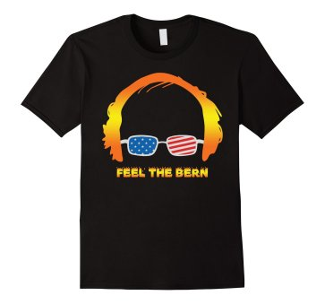 fell the bern t-shirt