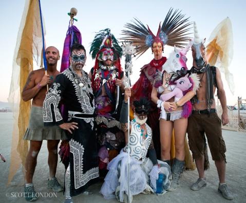 BM costumes