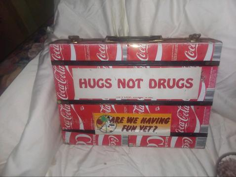 case of cans