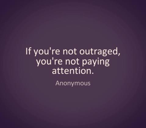 if you are not paying attention