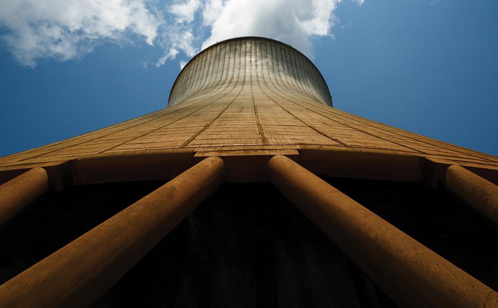 Vogtle cooling tower