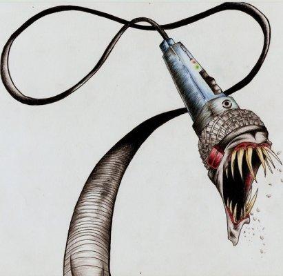 mic snake