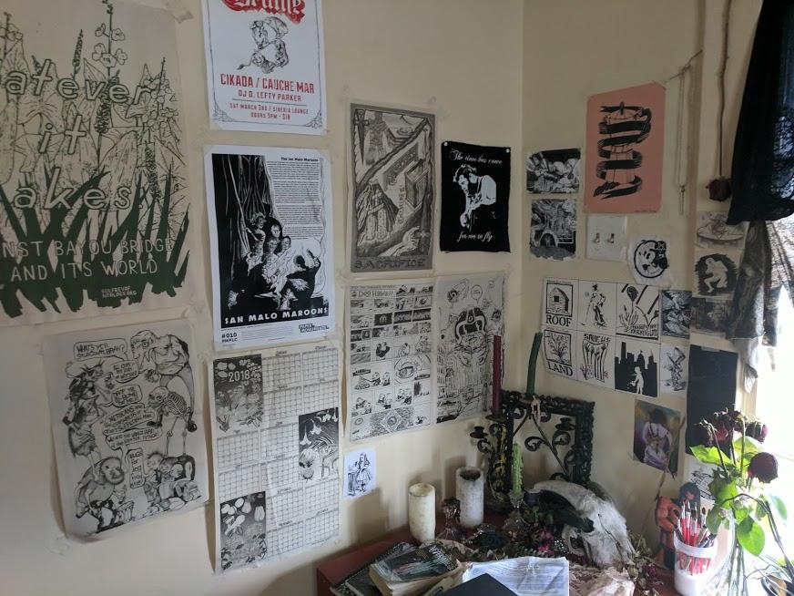 anarchist wall art